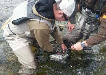 What to Wear When Fly Fishing in the Fall